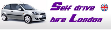 self drive hire london